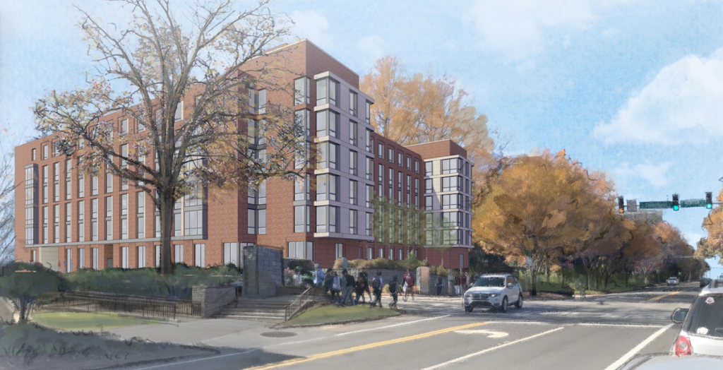 New First-Year Dormitory Coming to University of Georgia in 2022