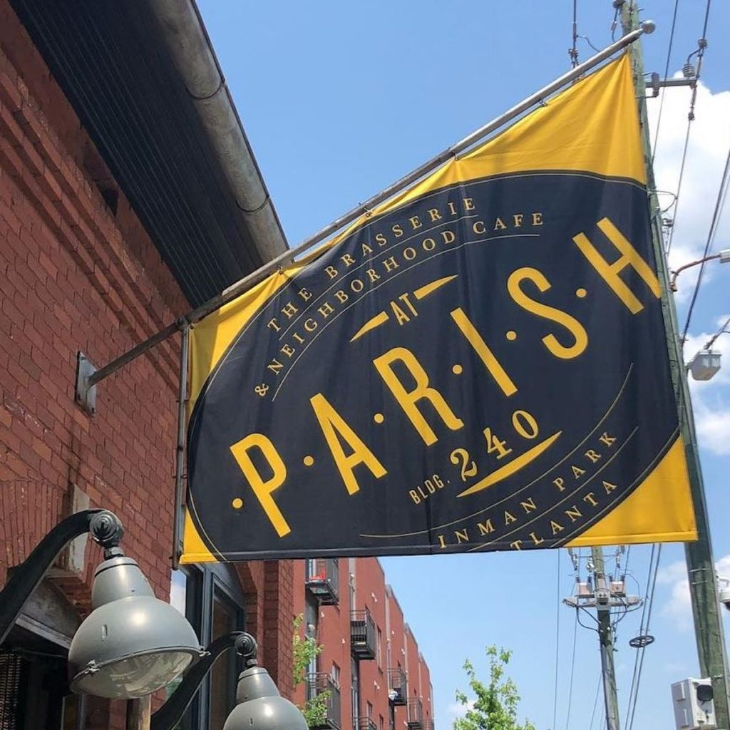 Painted Park Replacing Brasserie and Neighborhood Cafe at Parish