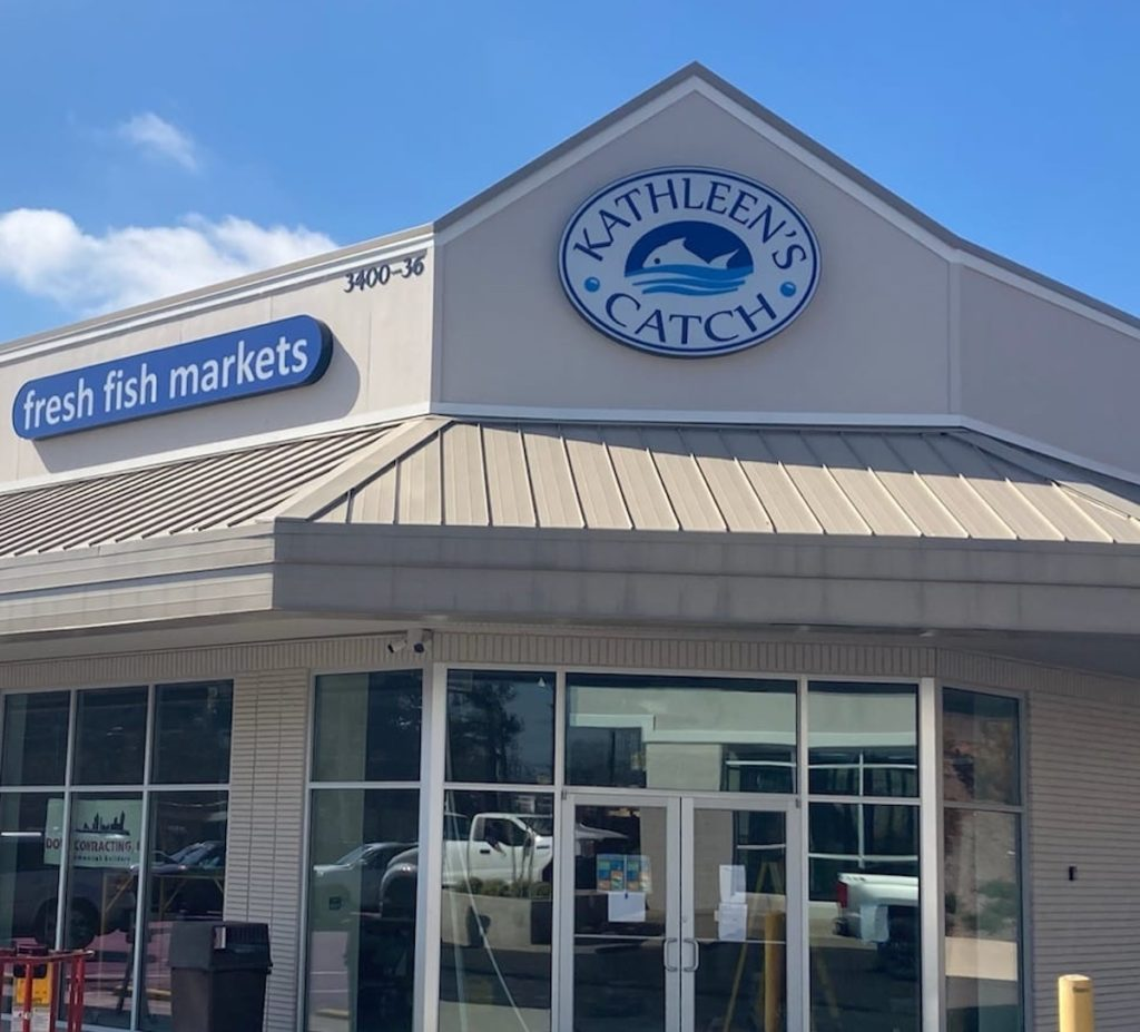 Kathleen's Catch Opens in Brookhaven With The 'Freshest Fish Possible'