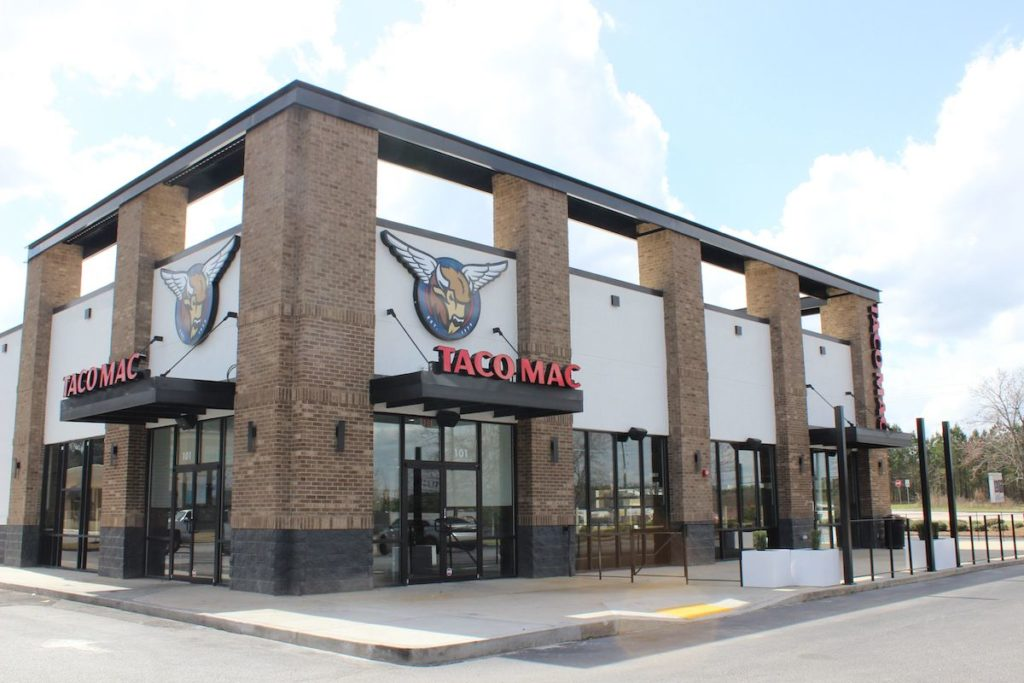 Taco Mac's Hiram Opening To Coincide With NCAA Championship Game