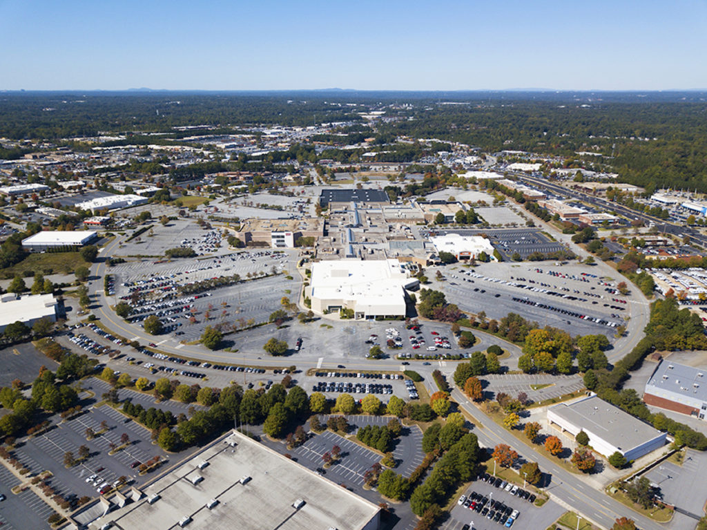 Gwinnett Place Mall Trades to Urban Redevelopment Agency of Gwinnett County for $23M