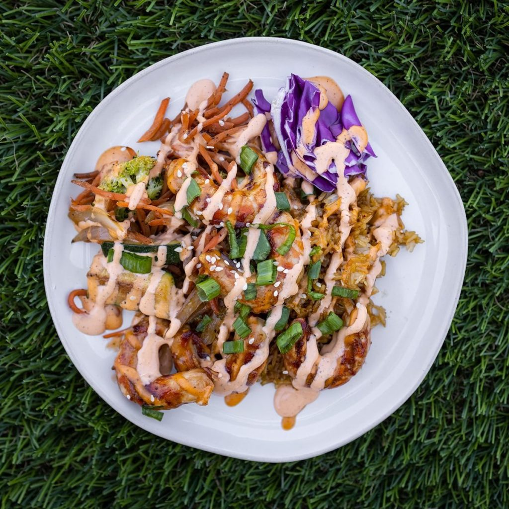 Hippie Hibachi Opens Wednesday, July 14 at Chattahoochee Food Works_photo 1