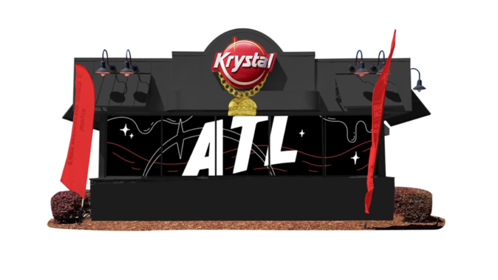 Krystal and Butter.ATL's Dual-Branded Restaurant to Open