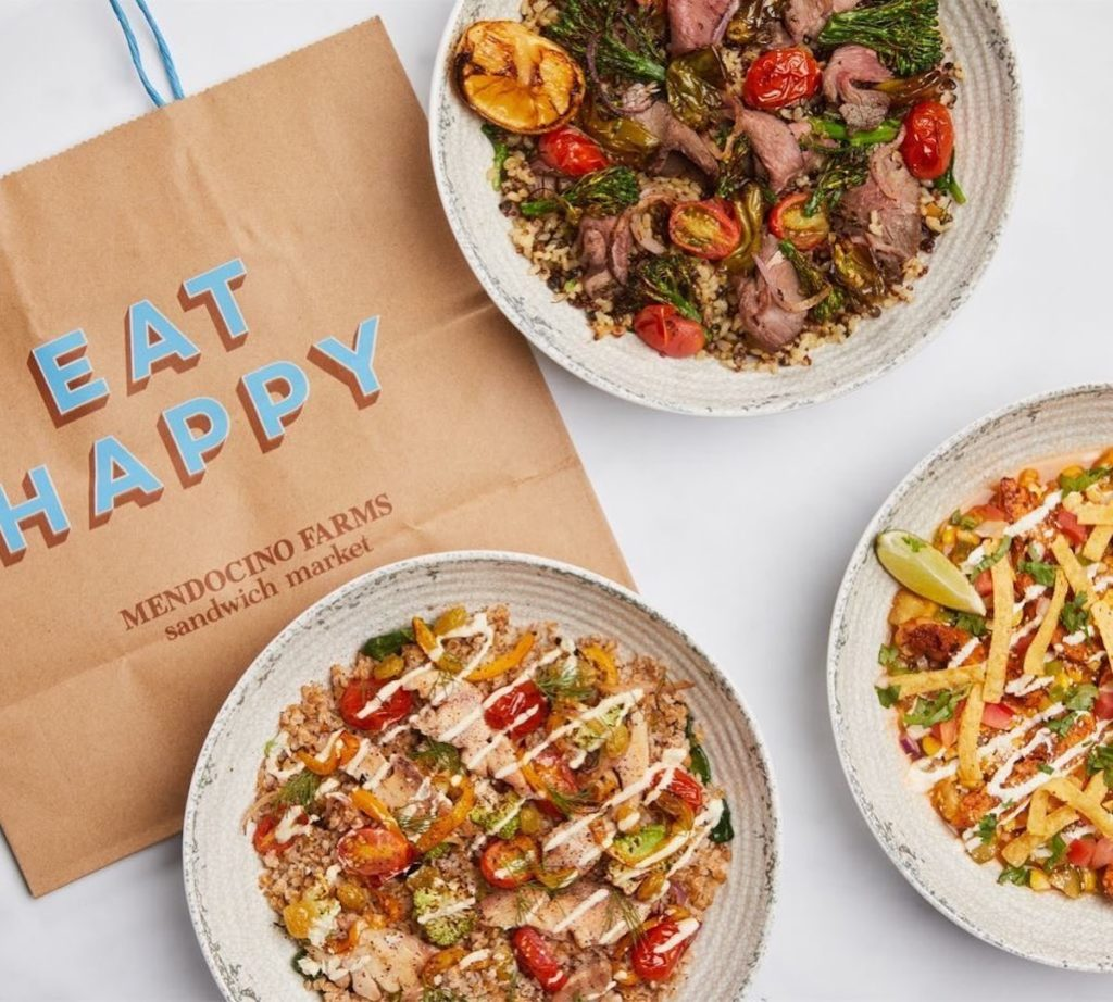 ATL's First Mendocino Farms to Open at Modera Prominence