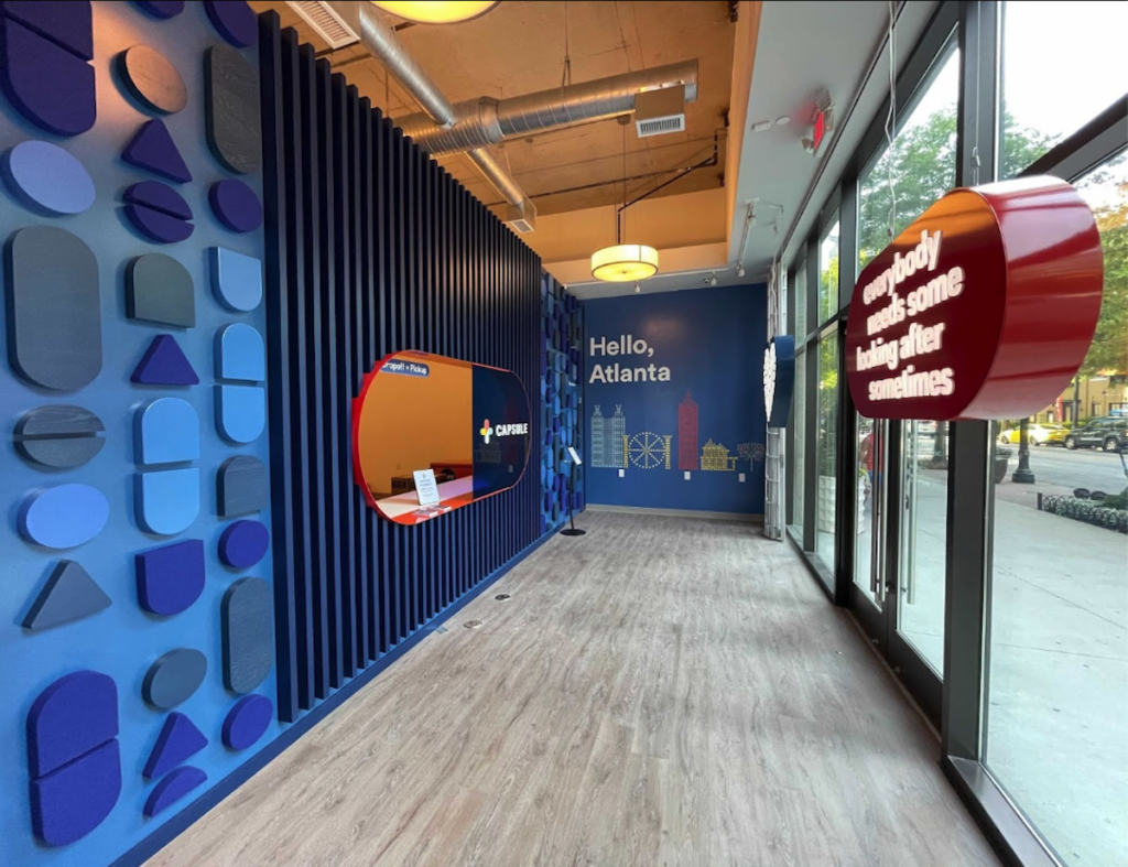 Capsule Launches Next Week in Atlanta with a New Kind of Pharmacy - Photo 1