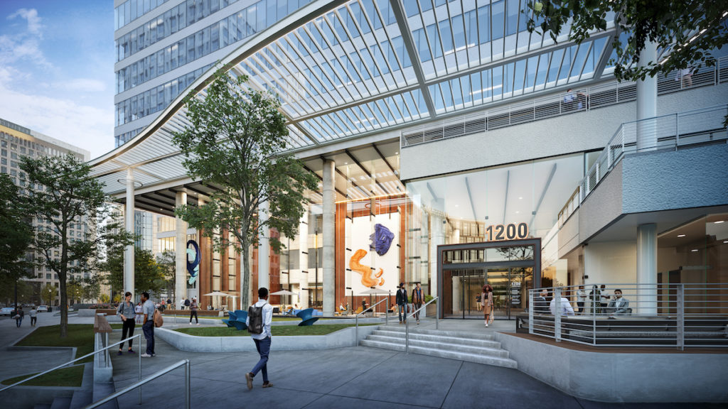 Visa Announces Plans For Midtown Office in 2022