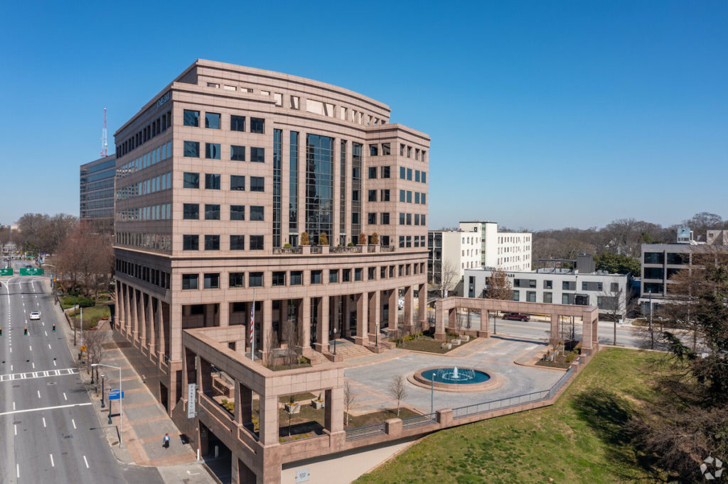 1420 Peachtree in Midtown to Lease Most of the Building to Atlanta Law Firm Swift Currie