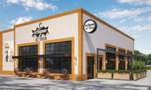 Eclipse di Luna Restaurant and Tapas Bar Opening Third Location in Spring 2022 - Rendering 1