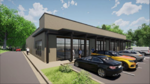 Invest Atlanta Approves TAD Grant Request in the Grove Park Neighborhood - Rendering 1