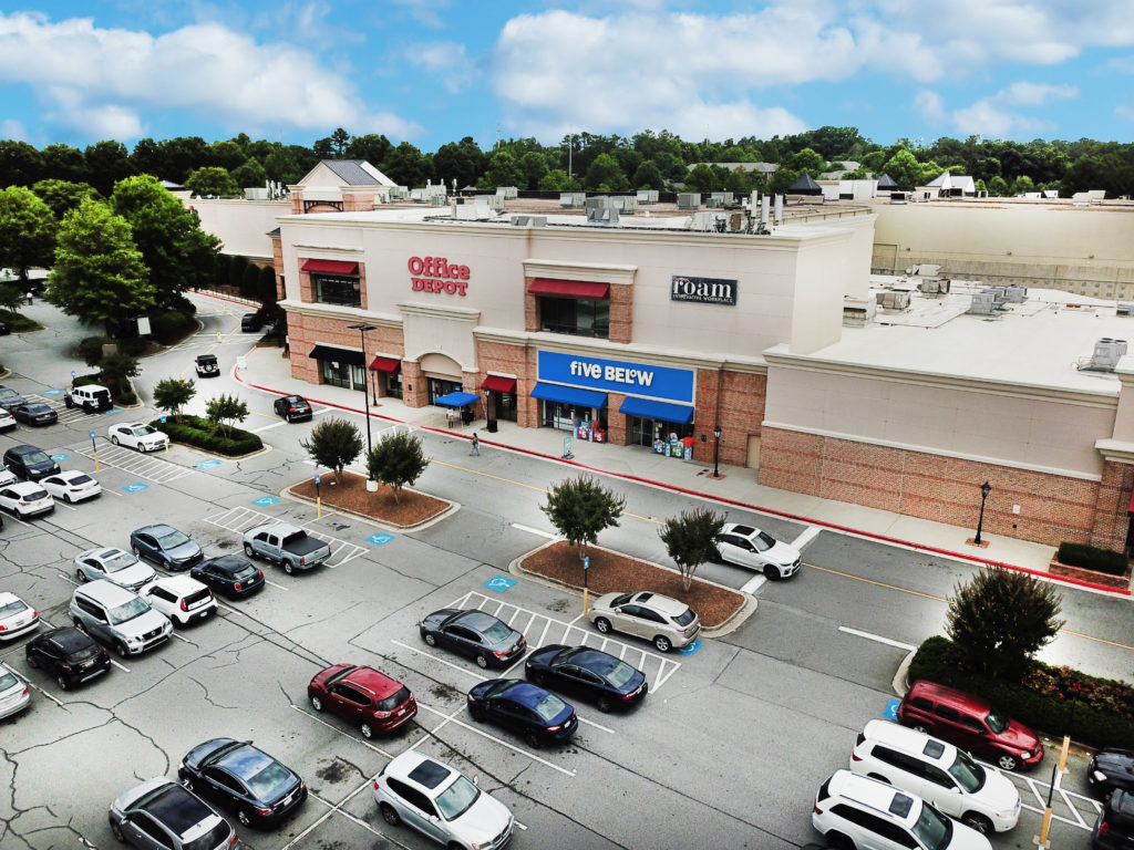 Perimeter Pointe's Office Depot Space To Become Available April 2022 Plus Center Ripe For New Dining