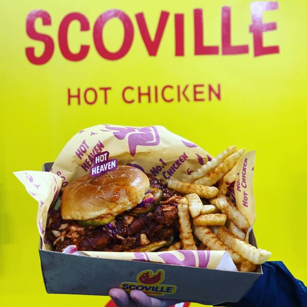 Scoville Hot Chicken Asks West Midtown If It Can 'Handle The Reaper' When It Opens Oct. 14